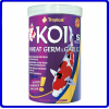 Tropical Ração Koi Wheat Germ & Garlic Small 400g