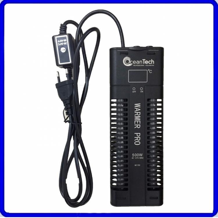 Termostato Warmer Pro 500W 220V Ocean Tech