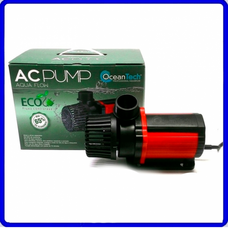 Bomba Submersa Aqua Flow AC 12000 220V Ocean Tech