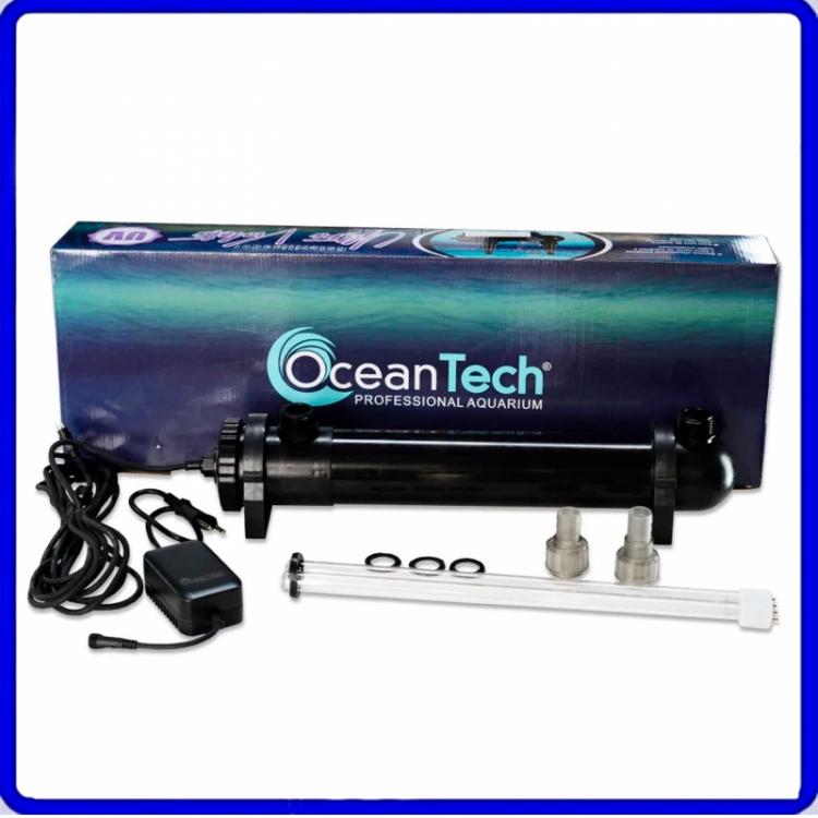 Esterilizador Filtro Uv 9w 110v Ocean Tech