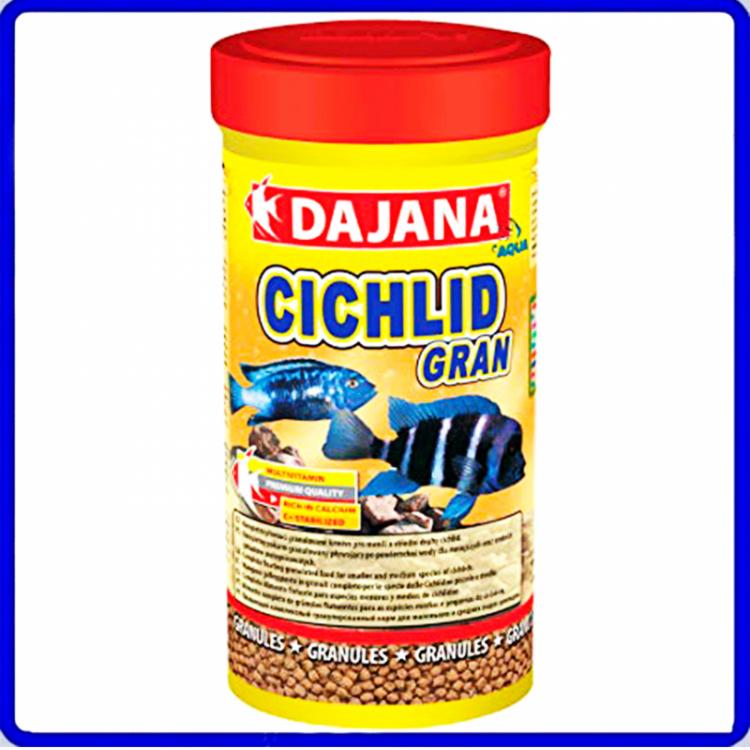 Dajana Ração Cichlid Gran 50g