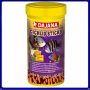 Dajana Ração Cichlid Sticks 80g