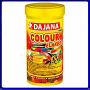 Dajana Ração Colour Flakes 1Kg