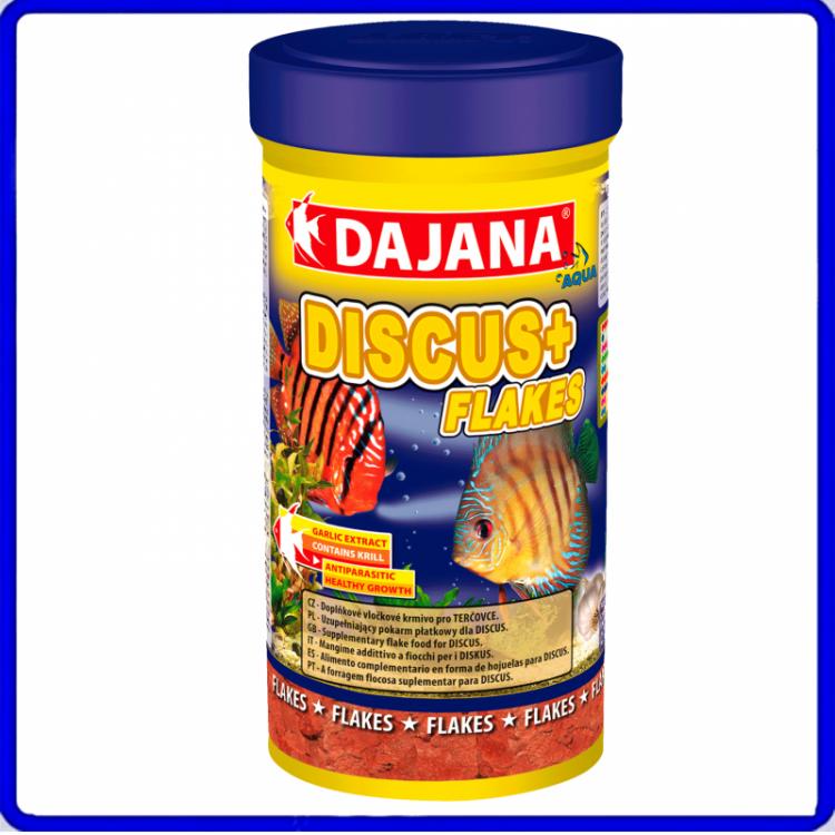 Dajana Ração Discus Plus 20g