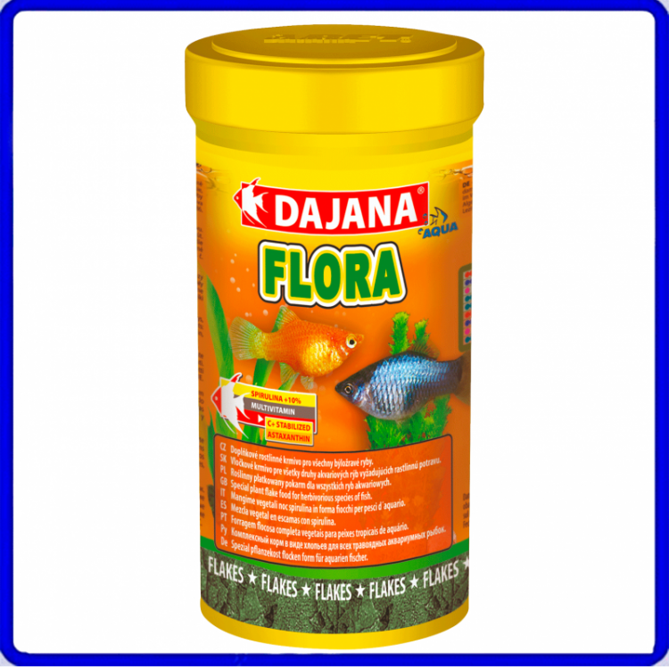 Dajana Ração Flora 20g