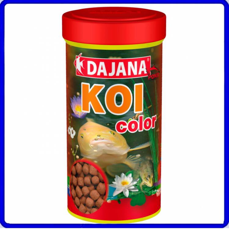 Dajana Ração Koi Color 300g