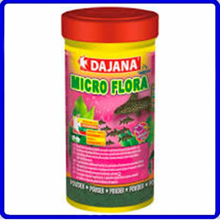 Dajana Ração Micro Flora 50g