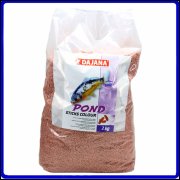 Dajana Ração Pond Sticks Colour 2Kg