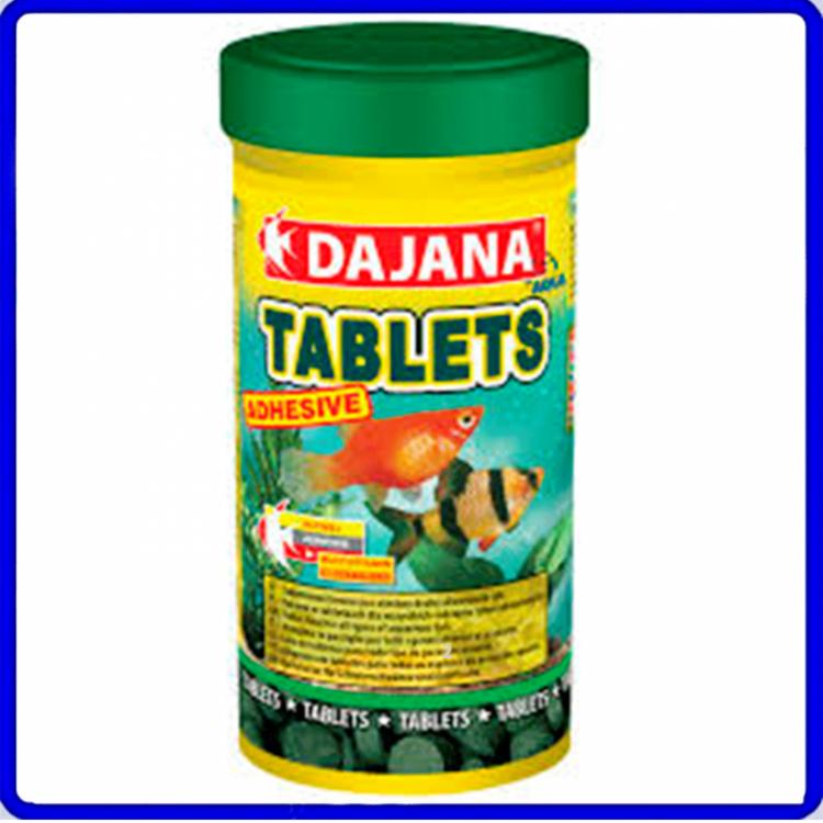 Dajana Ração Spirulina Adhesive 50g