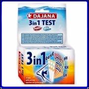 Dajana Ração Test 3 in 1