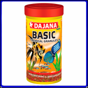 Dajana Ração Basic Tropical Gran 130g