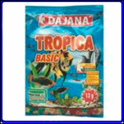 Dajana Ração Tropical Basic Flakes Sache 13g