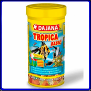 Dajana Ração Tropical Basic Flakes 200g