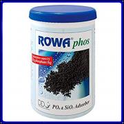 Rowa Phos Removedor De Fosfato E Silicato 250g (Fracionado)