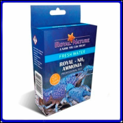 Teste Agua Doce De Amonia Royal Nature 100 Testes
