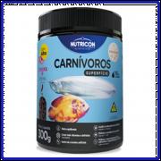 Nutricon Ração Carnivoros De Superficie P 300g