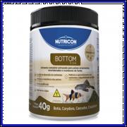 Nutricon Ração Bottom Fish 40g