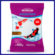 Nutricon Ração Sticks Food Mix 100g