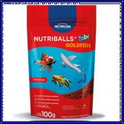 Nutricon Ração Nutriballs Baby 100g