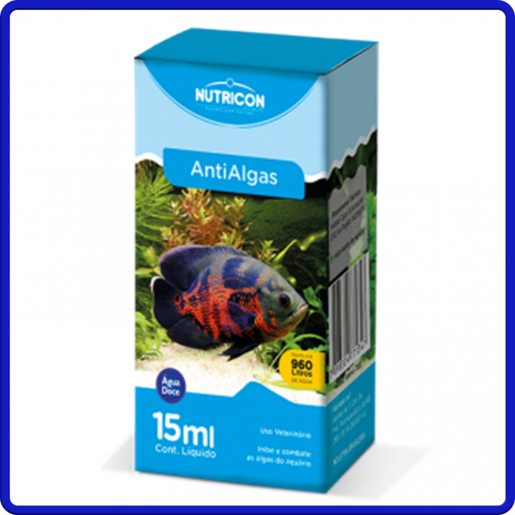 Nutricon Anti Algas 15ml