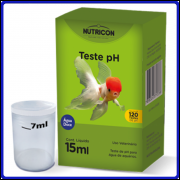 Nutricon Teste De Ph 15ml
