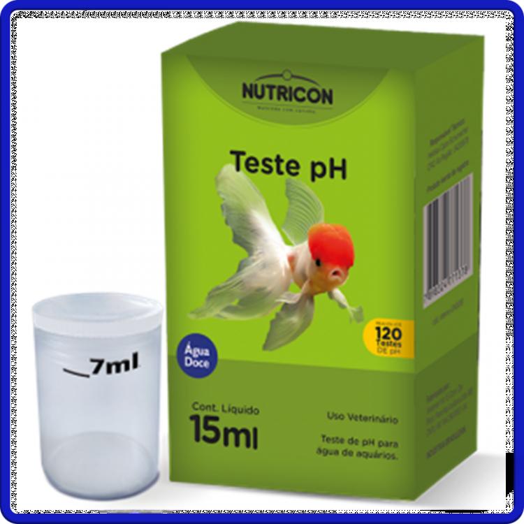 Nutricon Teste De Ph 15ml