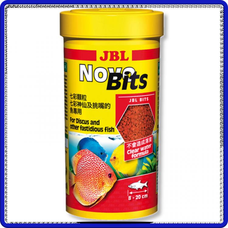 Jbl Ração Novobits Refil 100g 250ml