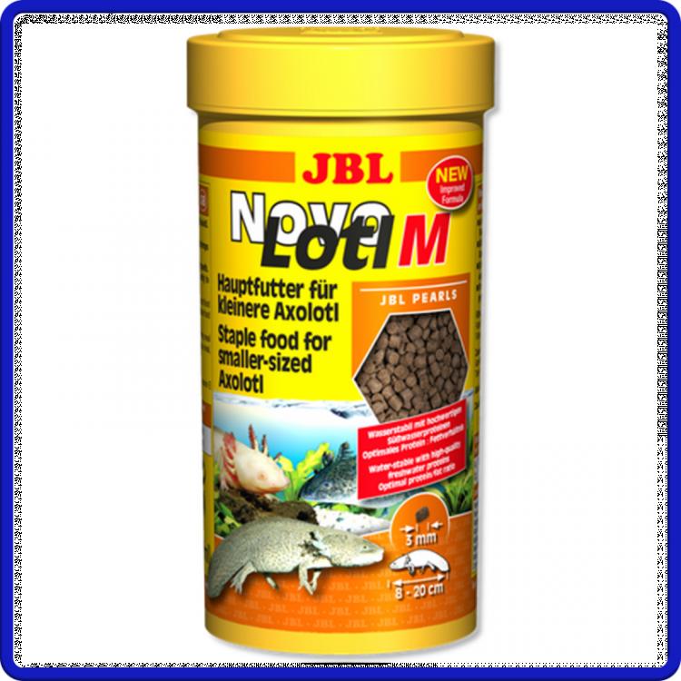 Jbl Ração Novolotl M 150g 250ml