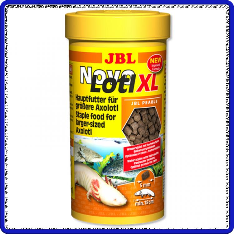 Jbl Ração Novolotl Xl 150g 250ml