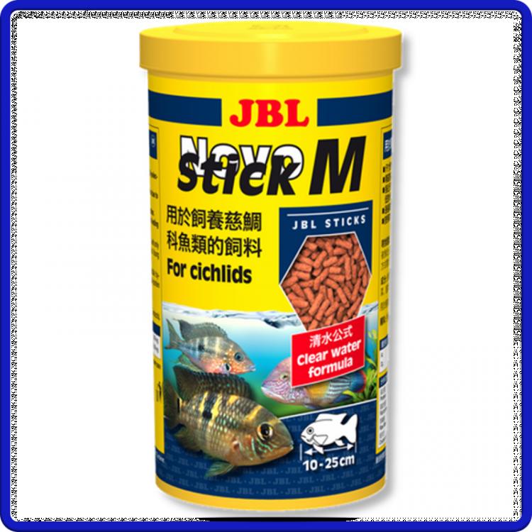 Jbl Ração Novo Stick M 440g 1000ml