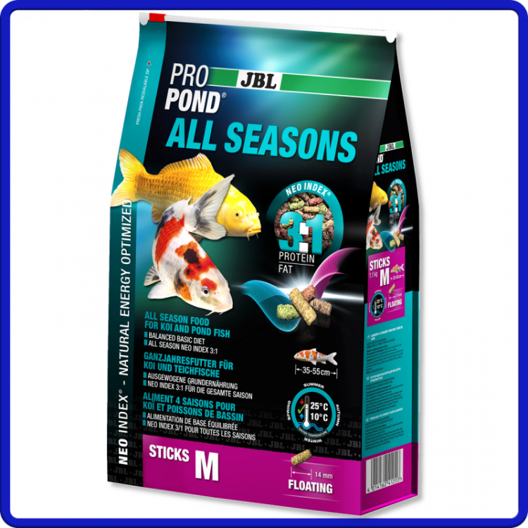 Jbl Ração Propond All Seasons M 0,5kg / 500g