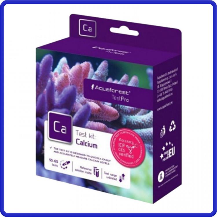Aquaforest Test Kit Calcium Ca 65 Testes