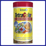 Tetra Ração Color Flakes 52g