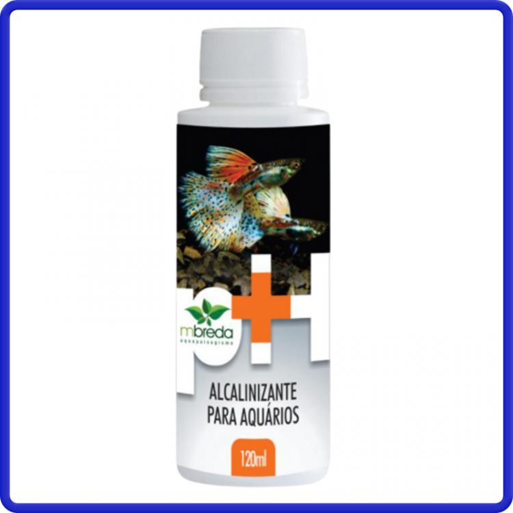 Mbreda Alcalinizante Ph + 120ml