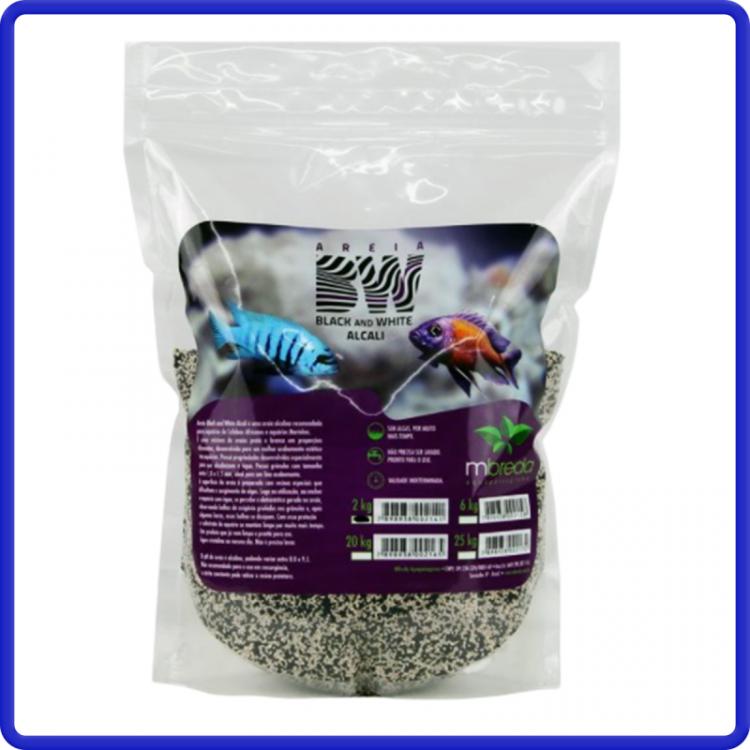 Mbreda Areia Bw Alcali 2kg Ph 8,0 9,5