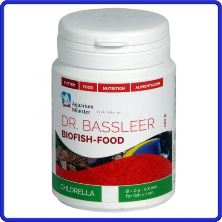 DR BASSLEER Ração Chlorella M 60g Alga