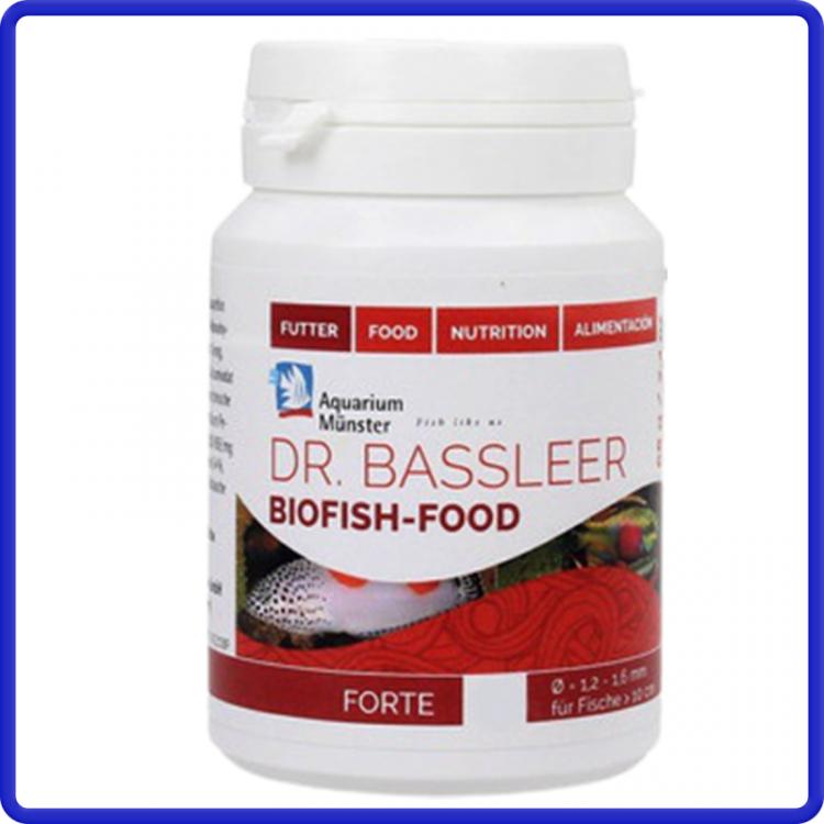 DR BASSLEER Ração Forte M 150g Krill