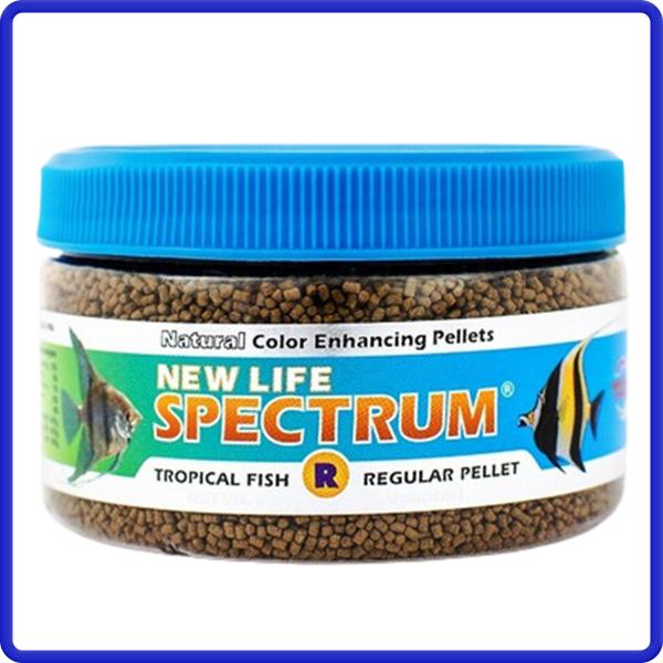 New Life Spectrum NLS Naturox Tropical Fish 80g Dia a dia