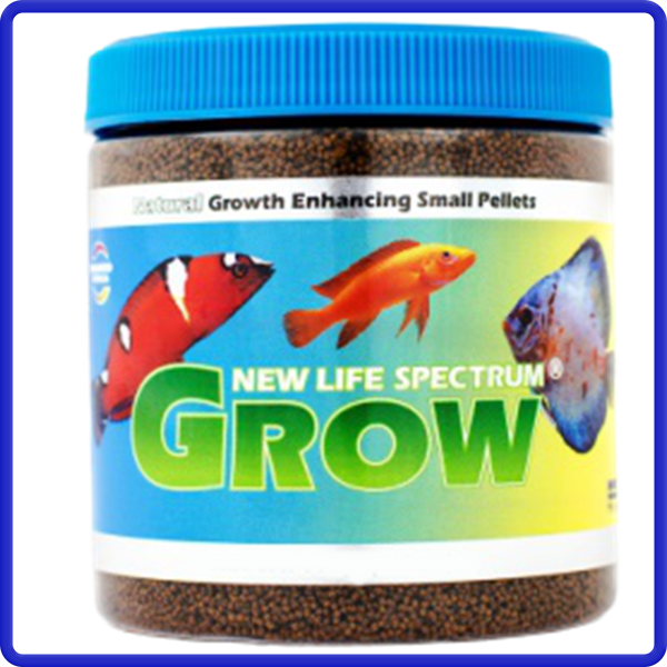 New Life Spectrum NLS Grow 60g Small Para Alevino