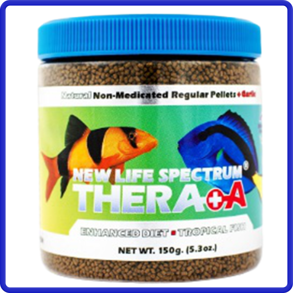 New Life Spectrum NLS Thera+ A 150g Regular c/Alho
