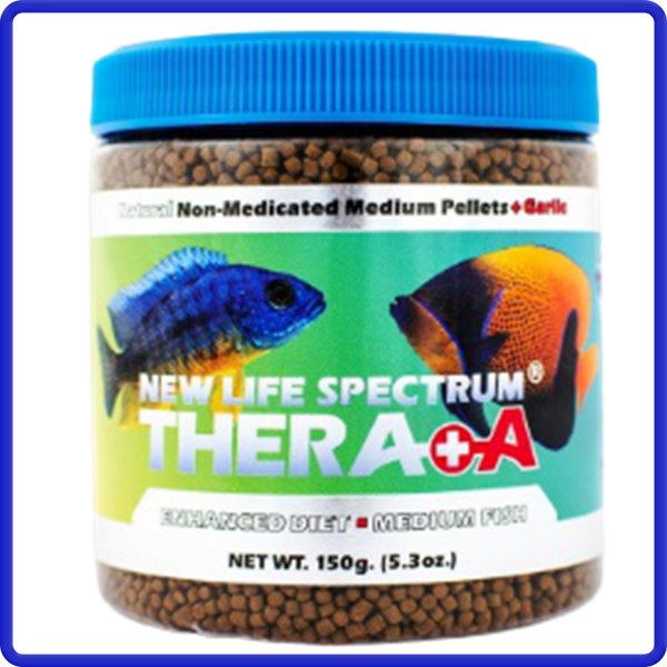 New Life Spectrum NLS Thera+ A 150g Medio c/Alho