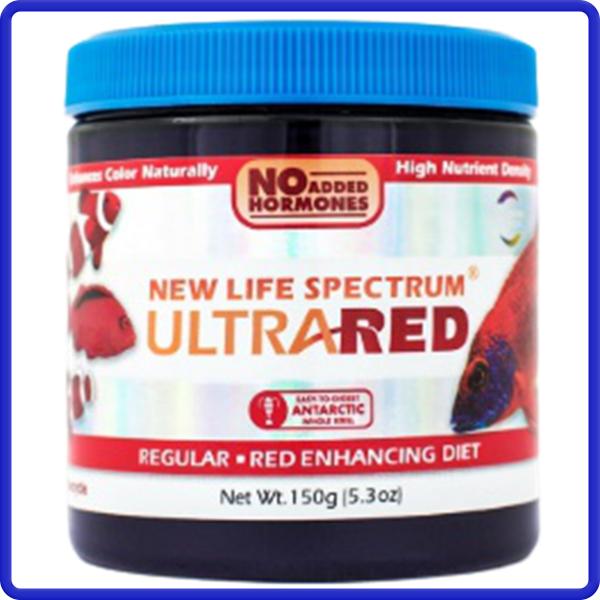 New Life Spectrum NLS Ultra Red 150g Regular Ultrared