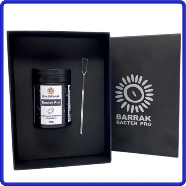 Barrak Bacter Pro 90g Alimento Bacterias Probioticos