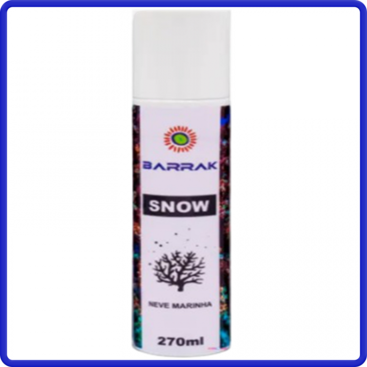 Barrak Snow 275ml Neve Marinha