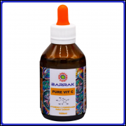 Barrak Vit C 100ml Suplemento Vitaminico