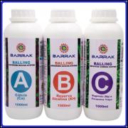 Barrak Balling Advanced 1000ml Kit A + B + C 1l