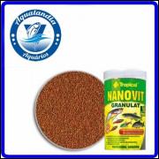 Ração Nanovit Granulat 70g Tropical