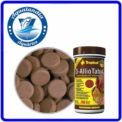 Ração D-allio Tabin 90 Tablets 42g Tropical
