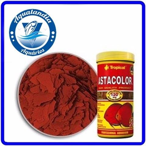 Ração Profissional Astacolor 100g Tropical
